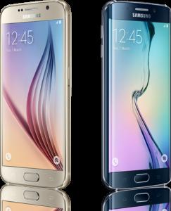 S6 S6 EDGE-phones