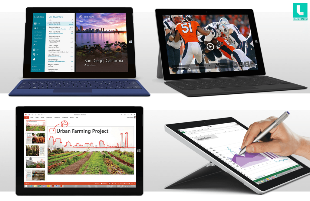 Microsoft Surface 3 Preview