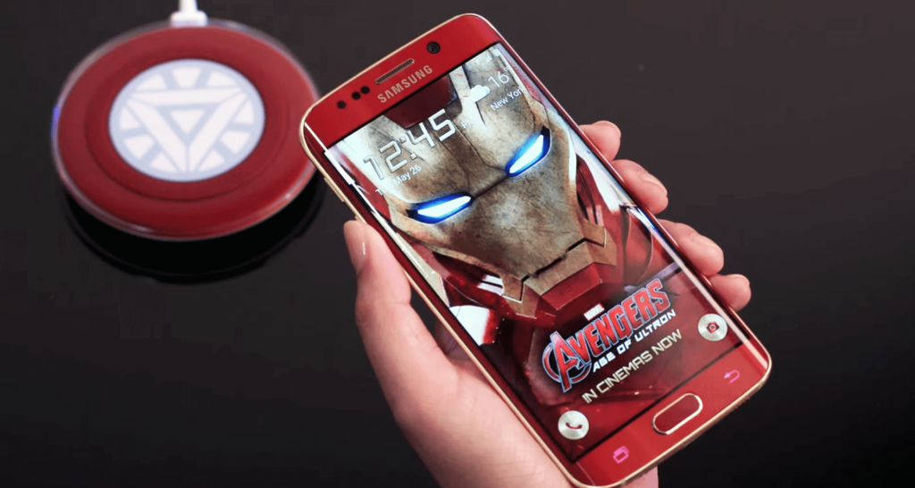 Samsung Marvel Edition S6 Edge_2