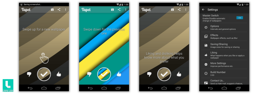 Tapet App Hd Wallpapers Screens