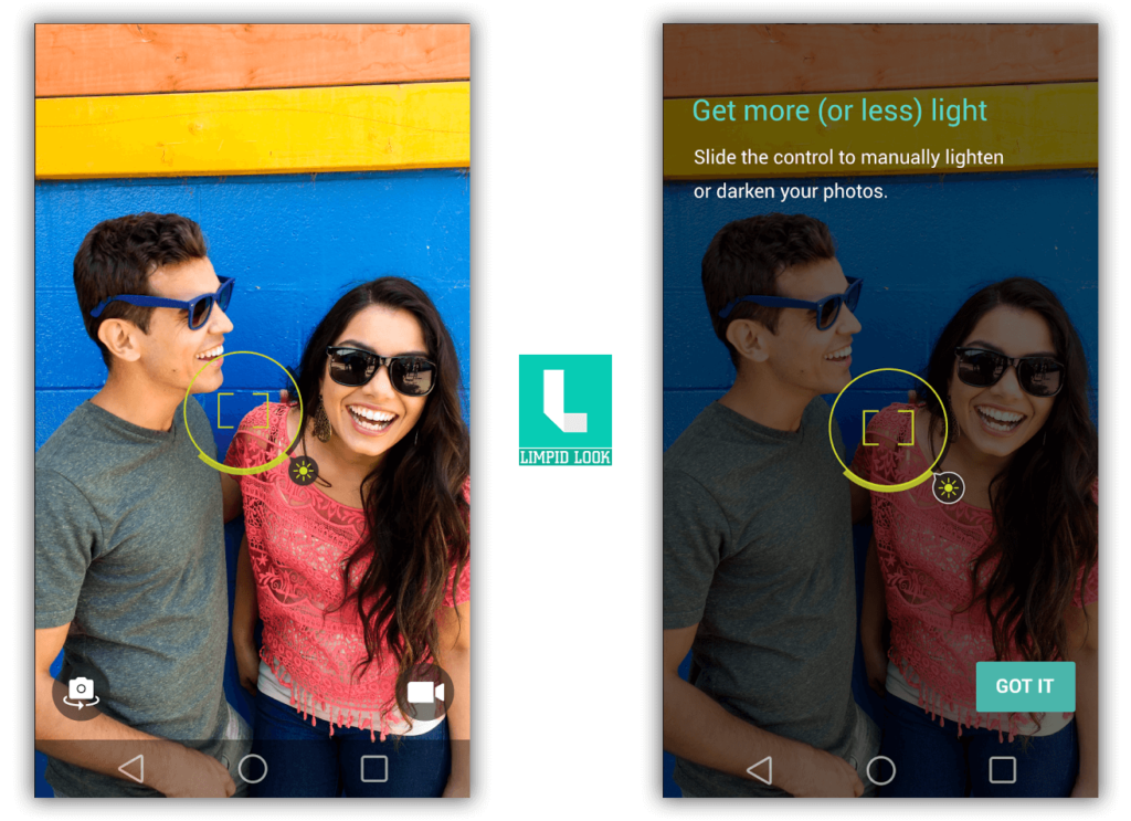 Motorola Camera Update