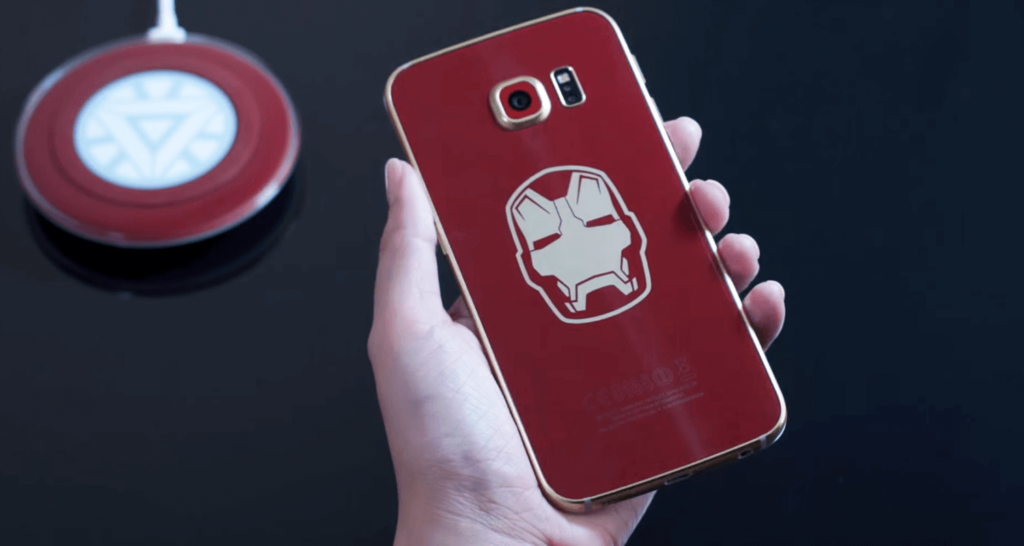 Samsung Marvel Edition S6 Edge_3