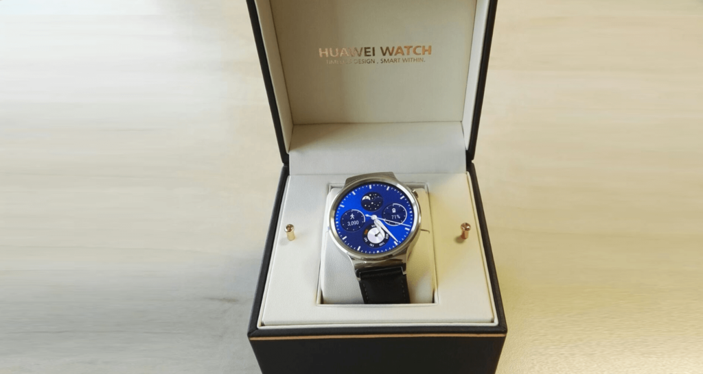 Huawei Smart Watch_box_2